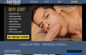 Visit 1 Gay Pass
