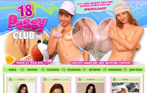 Visit 18 Pussy Club