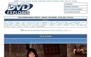 Visit 18 Years Old DVD Explorer