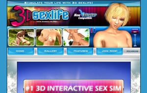 Visit 3D Sex Life