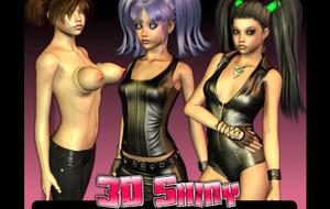 Visit 3D Shiny