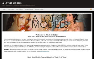 Visit A Lot of Models