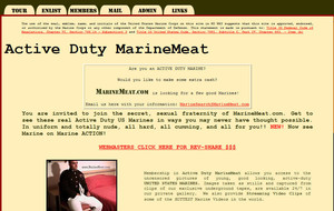 Visit Active Duty MarineMeat