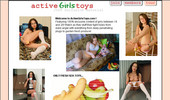 Visit Active Girls Toys