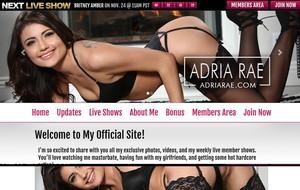 Visit Adria Rae