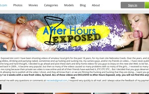 Visit After Hours Exposed