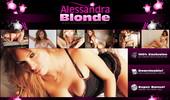 Visit Alessandra Blonde
