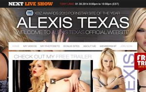 Visit Alexis Texas