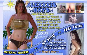 Visit Alexxxis Hays