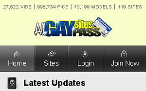 Visit All Gay Sites Pass Mobile