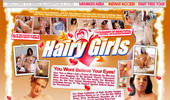 Visit All Hairy Girls