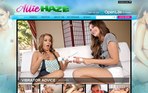 Visit Allie Haze