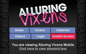Visit Alluring Vixens Mobile