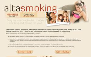 Visit Alta Smoking