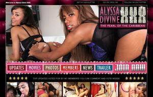 Visit Alyssa Divine XXX