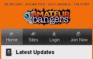 Visit Amateur Bangers Mobile