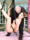 Bound Jenny getting suspended ahead