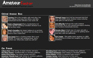 Visit Amateur Factor
