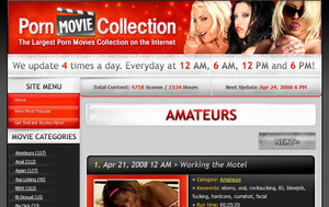 Visit Amateur Movie Collection
