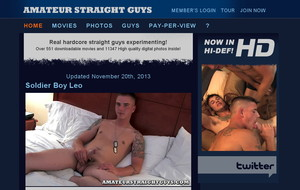 Visit Amateur Straight Guys