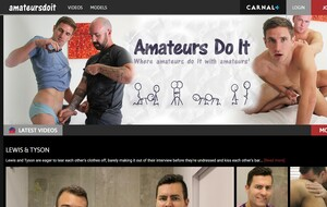 Visit Amateurs Do It