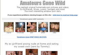 Visit Amateurs Gone Wild