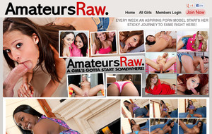 Visit Amateurs Raw