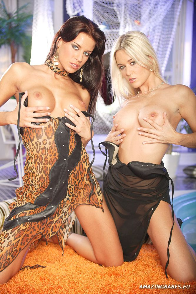 Amazing Babes / Jana Horova and Zoe