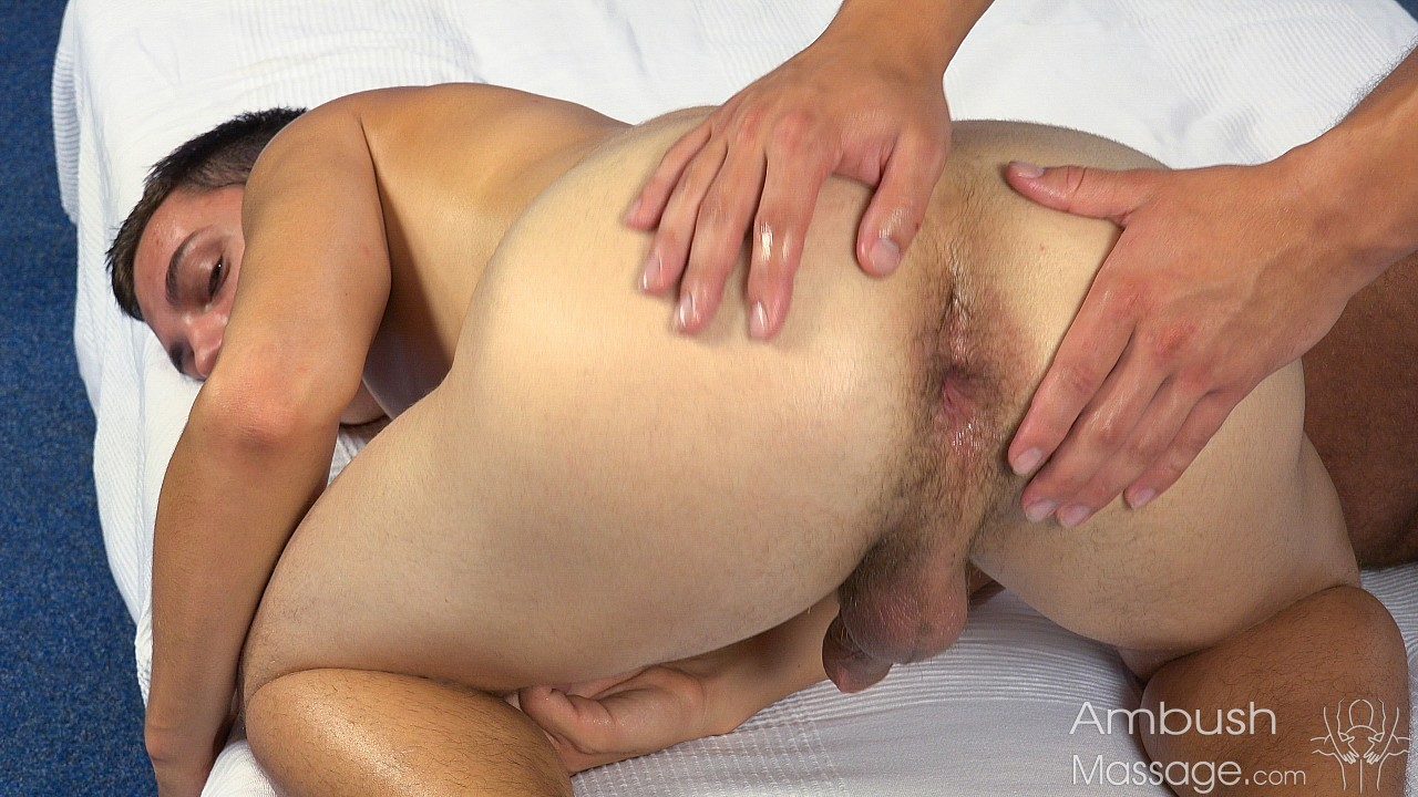 Ass boys massage gay collin exposes the 2