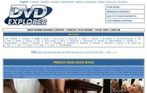 Visit Anal DVD Explorer