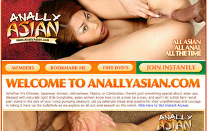 Visit Anally Asian