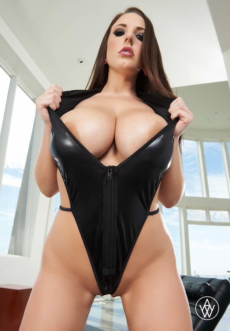 Nude angela white boobs