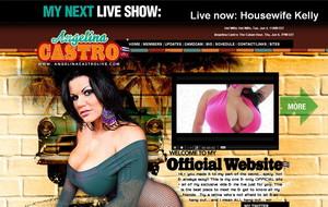 Visit Angelina Castro Live