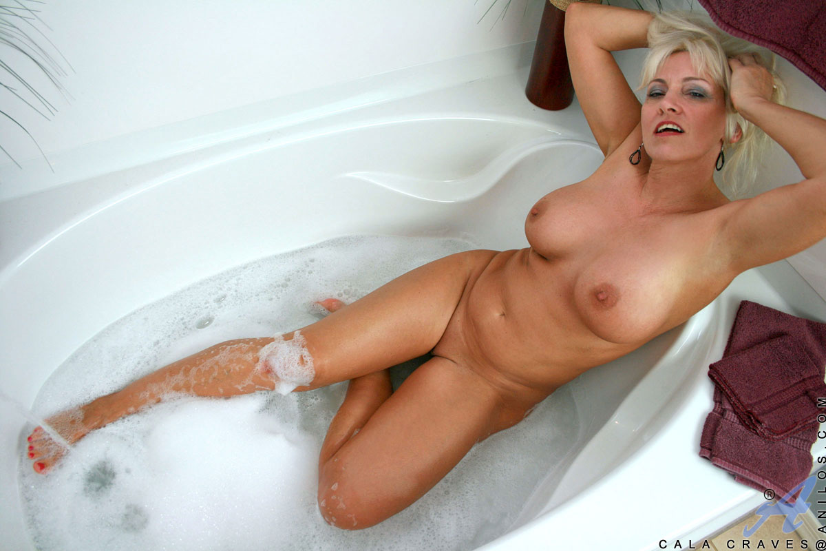 Milf In Bath Porn