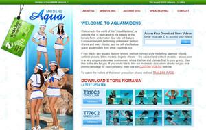 Visit Aqua Maidens