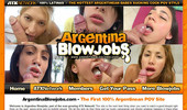 Visit Argentina Blowjobs