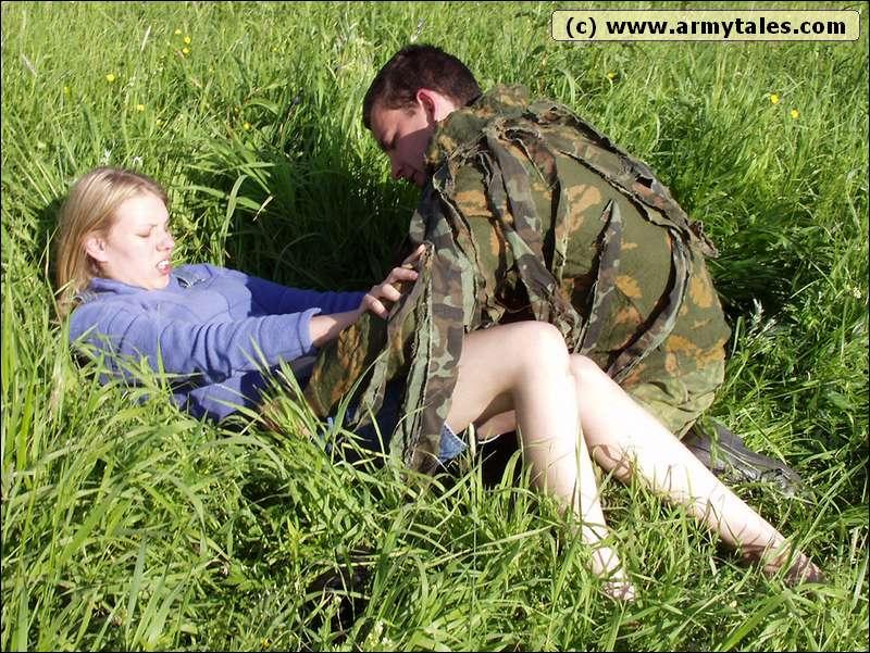 Army Tales / Nastja
