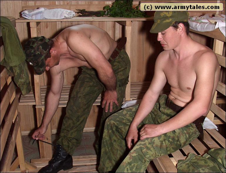 Army Tales / Nina