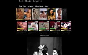 Visit Art Nude Angels