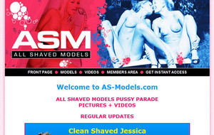 Visit All Shaved Models
