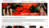 Visit Asian Flower Girl