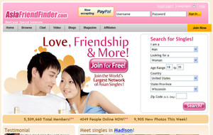 Visit Asian Friend Finder