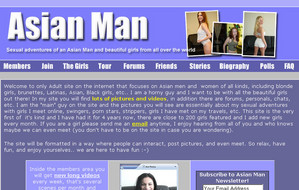 Visit Asian Man