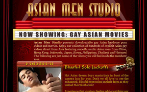 Visit Asian Men Studio