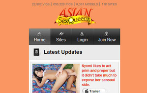 Visit Asian Sex Queens Mobile