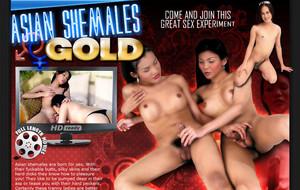 Visit Asian Shemales Gold