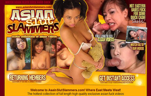 Visit Asian Slut Slammers