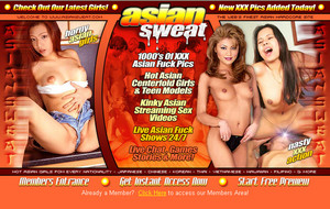 Visit Asian Sweat
