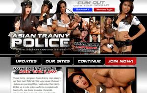 Visit Asian Tranny Police