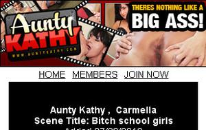 Visit Aunty Kathy Mobile